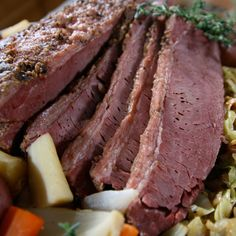 Corned Beef and Cabbage By Melissa d'Arabian