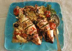 Stuffed Calamari recipe from Puglia