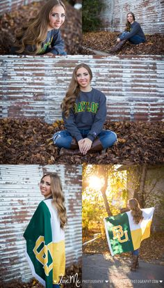 Going through sorority recruitment? These are the 3 photographs most sororities will ask you to include in your recruitment information packet! | www.lovemephotography.com | Dallas Senior Portrait Photographer | Baylor University Senior Session #sorority