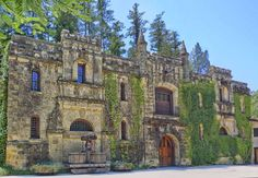images+of+napa+valley+wineries | Pictures of Napa's Prettiest Wineries - Photo of Chateau Montelena in ...