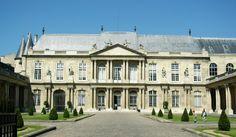Hôtel de Soubise Paris...The Hôtel de Soubise was built for the Prince and Princess de Soubise