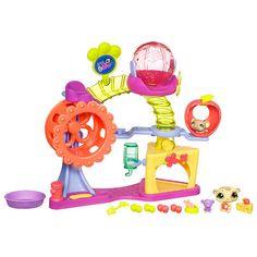 "Littlest Pet Shop Hamster Playground Playset - Hasbro - Toys ""R"" Us"