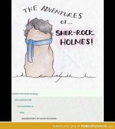 Sedimentary, my dear Rockson
