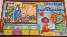 Mural Navidad