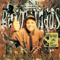 """Lavô Tá Novo é o segundo álbum de estúdio da banda Raimundos. Foi lançado em 3 de Novembro de 1995 pela gravadora Warner Music e foi produzido pelo norte-americano Mark Dearnley, que já trabalhou com AC/DC, Black Sabbath e Def Leppard. Lado A 1. """"Tora Tora"""" (Canisso / Rodolfo / Digão) - 4:15 2. """"Eu…"""