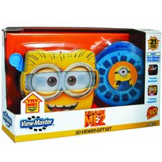 Banana Scented Despicable Me 3 Bath Time Friends Gift Set Hard To Find!