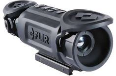 FLIR Systems RS32 4-16X Thermal Night Vision Riflescope, Black, 320x240, 60mm 431-0007-04-01