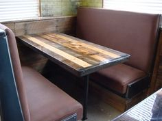 Prodigious Tips: Modern Rustic Style rustic table farmhouse.Rustic Wood Blue old rustic desk. Rustic Cafe, Rustic Restaurant, Rustic Cottage, Rustic Kitchen, House Restaurant, Restaurant Ideas, Rustic Outdoor, Rustic Farmhouse, Rustic Mirrors