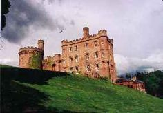 Dalhousie Castle, Scotland...the Ramsay family castle :) On my bucket list to visit