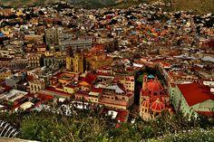 古都グアナフアトとその銀鉱群