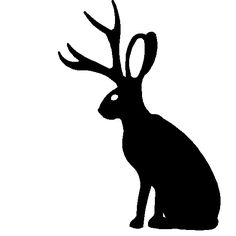 Because I lived in Wyoming... Jackalope!