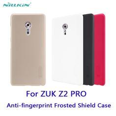 For ZUK Z2 PRO Frosted Shield Case Nillkin Frosted Shield case hard Back cover protective case Anti-fingerprint case