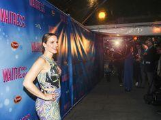 Celebs Dig into Sara Bareilles' Waitress, Starring Jessie Mueller, on Opening Night