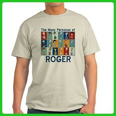 CafePress - American Dad Roger Personas - 100% Cotton T-Shirt - Relatives and family shirts (*Amazon Partner-Link)