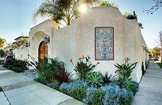 Spanish Colonial Style - Mediterranean Villa