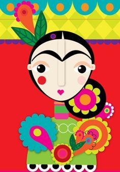 Poster Frida do Studio Maybucar por R$45,00