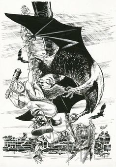 Dave Karlen Original Art Blog: National Cartoonist Society Profile: Dan Spiegle