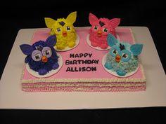 Furby Cake Flickr Photo Sharing