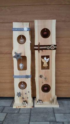 Weihnachtsdekoration – marion geiß - All For Garden Christmas Wood Crafts, Decoration Christmas, Christmas Yard, Xmas, Decor Crafts, Diy And Crafts, Navidad Diy, Theme Noel, Cat Lover Gifts
