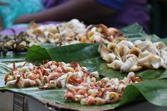 The concept of open air markets has always been a part of the Fijian culture and community. The fish market in Suva is still going strong in the South Pacific. Suva Fiji, The Fish Market, Cruise Port, Pasta Salad, Seafood, Ethnic Recipes, Cities, Crab Pasta Salad, Sea Food