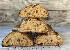 Brot-Rezepte - Backen mit Christina Bread N Butter, Ciabatta, Cooking, Recipes, Food, Breads, Baked Goods, Food Food, Kitchen