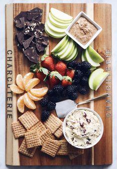 3 Vegan Holiday Snackboards
