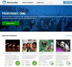 Site de financiamento coletivo When You Wish abre escritório no Brasil - Web Expo Forum 2012