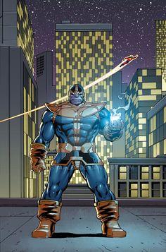 Thanos Annual 2014 - page 1 by valstaples.deviantart.com on @DeviantArt