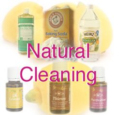 Jo's Health Corner: Cleaning with Essential Oils