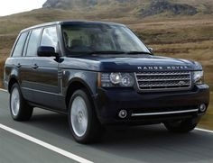 Yes range rover vogue In deep blue please