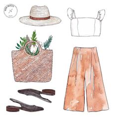 Good objects - Monday #goodobjects #watercolor #illustration