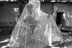 "Harandane Dicko's series 'The Mosquito Net': ""The... 