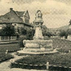 Sopron Hunyadi János utca a Hattyukúttal