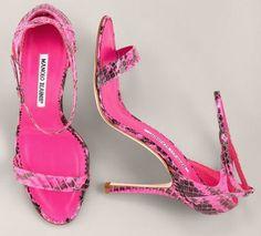 manolo blahnik shoe picture - Google Search