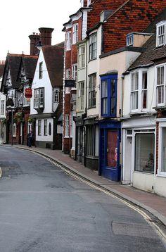 High Street, Lewes - East Sussex