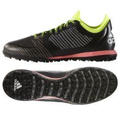 new product 342bb f7b60  76.49 - Adidas X 15.1 CG Turf Soccer Shoe (Black Iron Metallic Solar  Yellow)   B27125  SOCCERCORNER.COM