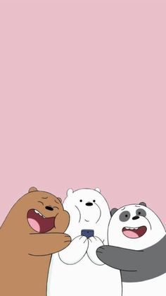 Panda Panpan Polar Bear Ice Bear Grizzly Bear Wallpaper HD, Pin By Inked Soul On Wallpapers In 2019 We Bare Bears -- -- panda We Bare Bears Wallpapers, Panda Wallpapers, Cute Cartoon Wallpapers, Iphone Wallpapers, Wallpapers For Guys, Desktop, Disney Phone Wallpaper, Cartoon Wallpaper Iphone, Cute Wallpaper Backgrounds