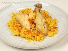 Riso con pollo: Ricette Panama   Cookaround