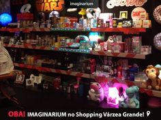 Olha aí, pessoal de Várzea Grande! Imaginarium abriu a tempo das compras de natal. <3