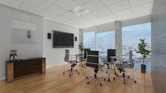 Sala de reuniones 3D Chile Voxel