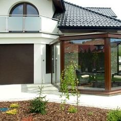 Ogród Zimowy Kraków 5, Ogród Alpina Ogrody Zimowe & Szkło Architektoniczne - homebook Gazebo, Outdoor Structures, Outdoor Decor, Patio, Home Decor, Design, Fotografia, Kiosk, Decoration Home