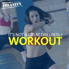 Just do it! Insanity Workout Motivation, Fitness Motivation, Health Fitness Quotes, Keep Fit, I Feel Good, Ways To Lose Weight, Fitspiration, Feel Better, Athlete