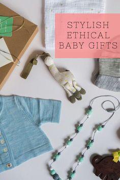 Stylish, ethical bab