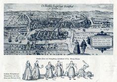 Königsberg (Pr.), Stadtplan VIII