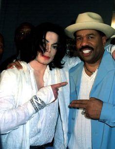 Michael Jackson interview Steve Harvey Morning show 2002