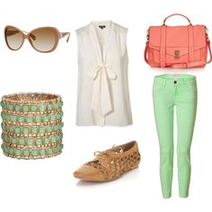 Spring, created by sarah34dav on Polyvore