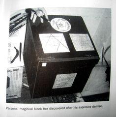 Jack Parsons' Black Box