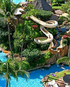 The Westin Maui Resort  Spa, Hawaii.