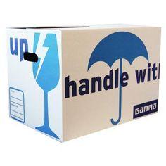 Gamma verhuisdoos 50 l 5 stuks in de beste prijs-/kwaliteitsverhouding, ruime keuze bij GAMMA.