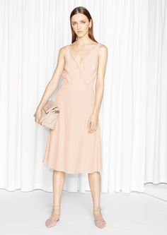 Pin for Later: 50 Gorgeous Bridesmaid Dresses Under £50  & Other Stories Mesh Finish Dress (£45)